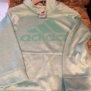 Girls Size 7 Adidas hoodie